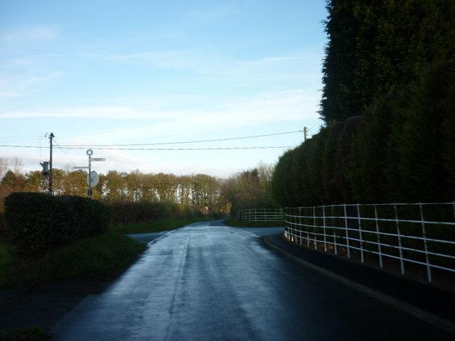 Friar's Lane at North Tong