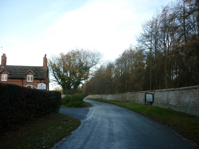 Mill Lane at Woodlands Lodge