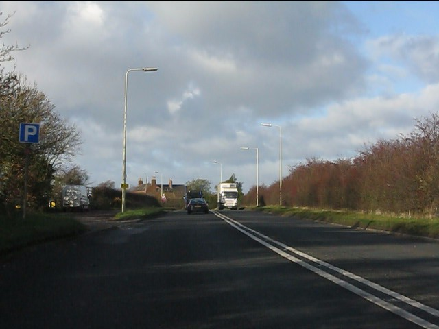A51 layby