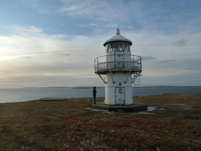 The Lighthouse Rose Ness