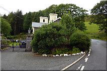 SN7874 : Ysgoldy / Hafod Lodge, Cwmystwyth by Phil Champion