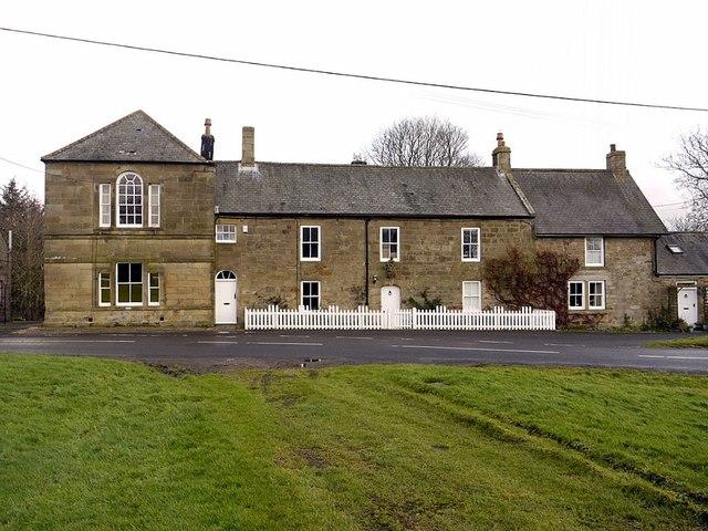 Bacchus House, Elsdon