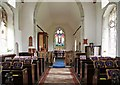 TM0467 : St George, Wyverstone - East end by John Salmon