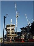 TQ3266 : New development, Croydon by Derek Harper