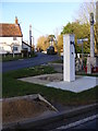 TM2677 : Fressingfield Village Pump by Adrian Cable