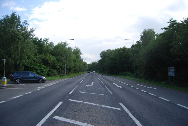 Guildford Rd, A320