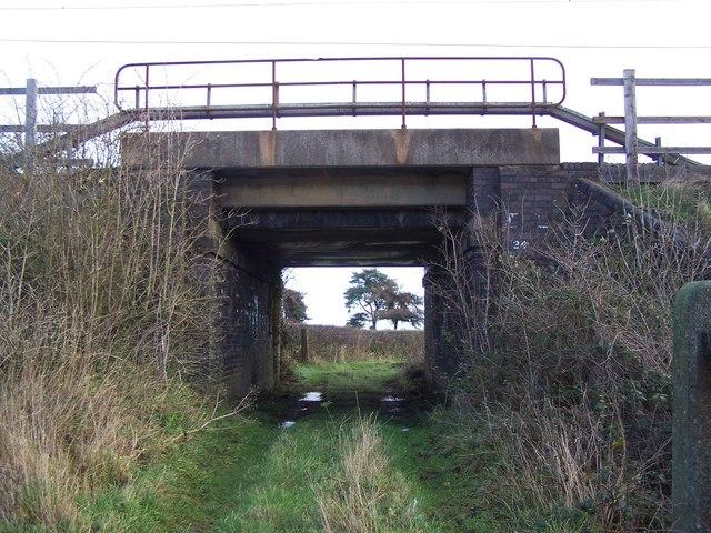 Railway Bridge, Footherley