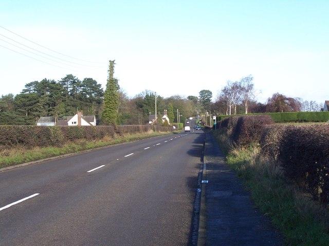 A5127 Approaching Shenstone