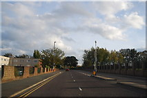 TQ7668 : A231, Brompton by N Chadwick