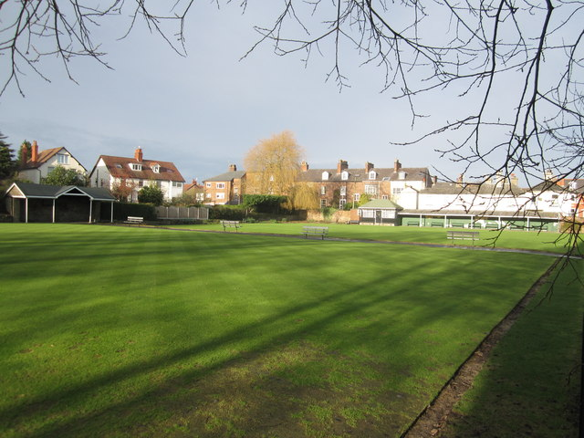 How Much Is A Crown >> Crown-green bowling greens South Park... © Peter Turner cc-by-sa/2.0 :: Geograph Britain and Ireland