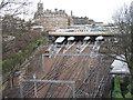 NT2573 : Waverley Station, Edinburgh by M J Richardson
