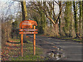SJ9389 : Entrance to Chadkirk Estate by David Dixon