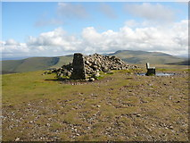 NY3135 : The summit of High Pike by Colin Park