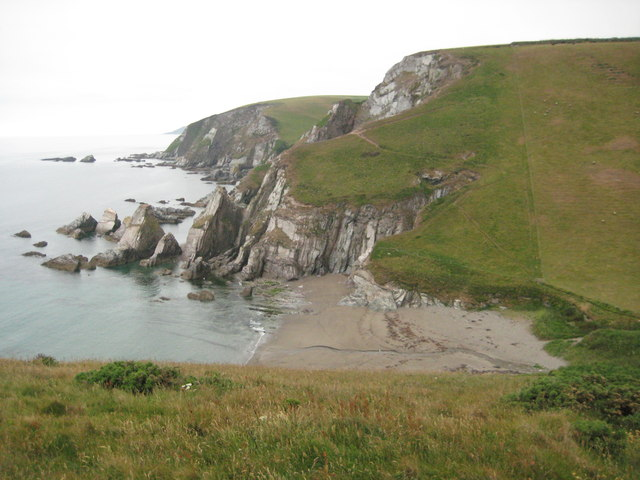 View to Hoist Point