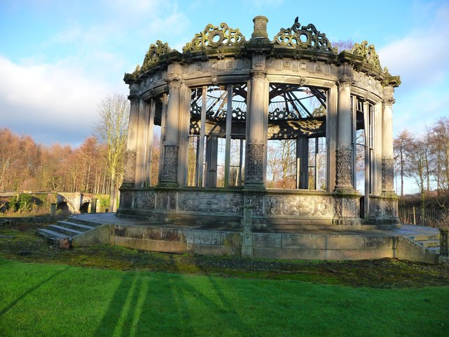 Conservatory Orangery Dalkeith Park 169 Ronnie Leask Cc By