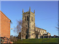 SK6023 : St Mary, Wymeswold by Alan Murray-Rust