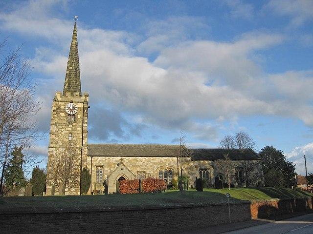 Church of St Andrew, Rillington