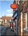 SE8574 : Rillington Post Office by Pauline E