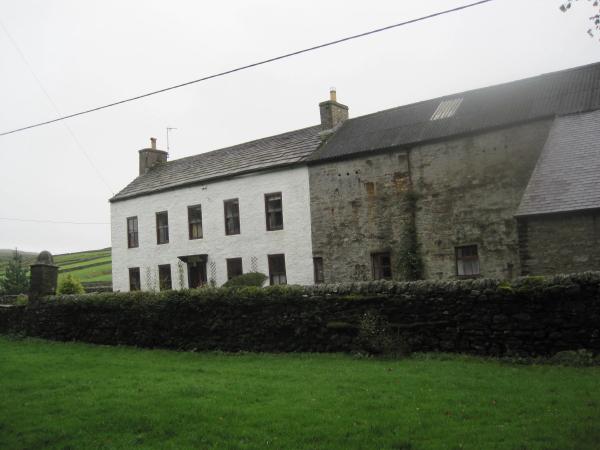 Farmhouse on the edge of Garrigill