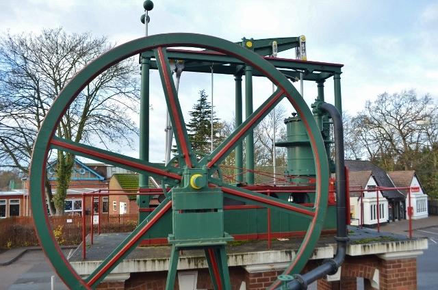 Loughborough Beam Engine