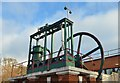SK5219 : Loughborough Beam Engine by Ashley Dace