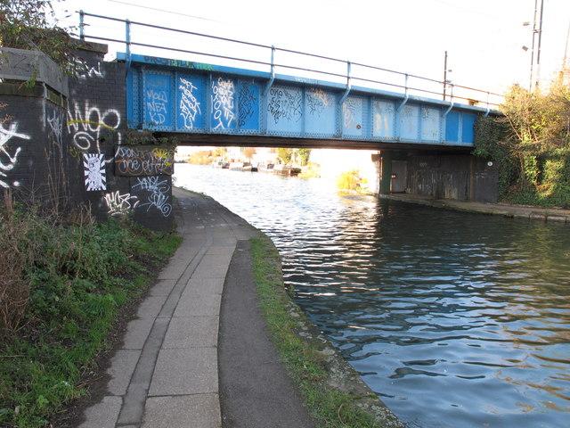 Bridge 7d Paddington Arm - London Overground