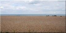TR3751 : Beach, Lower Walmer by N Chadwick