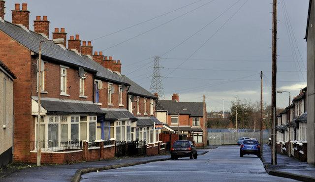 Avoniel Drive, Belfast