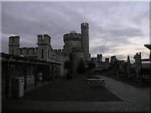 W7272 : Blackrock Castle, Cork by Hywel Williams
