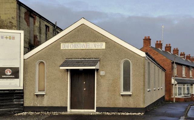 Deaf Christian Fellowship hall, Belfast