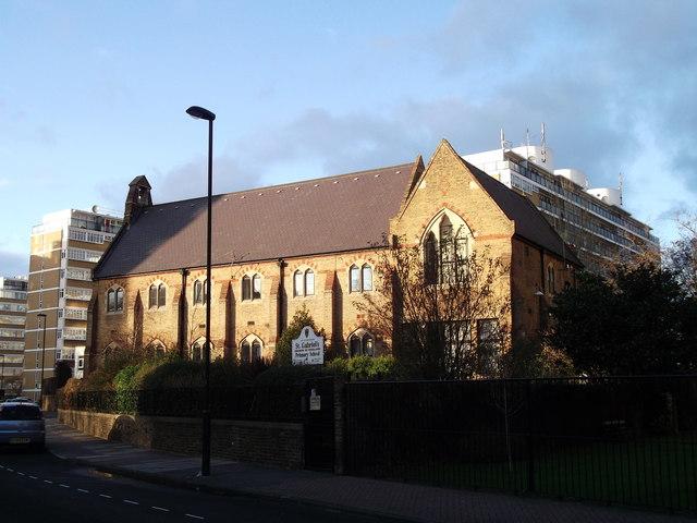 St Gabriel's Primary School, Pimlico