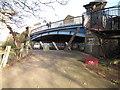 TQ2481 : Bridge 4c Paddington Arm - Great Western Road by David Hawgood