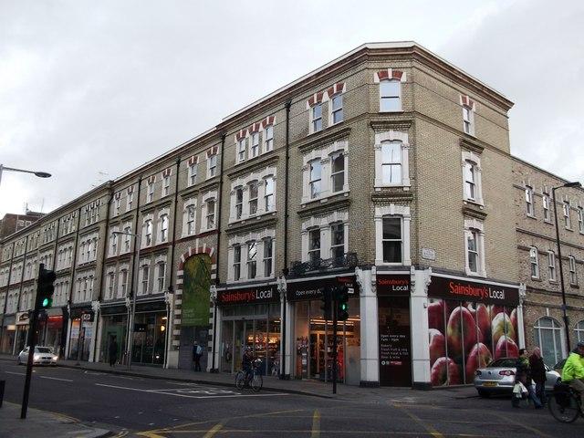 Sainsbury's Local Fulham Road, Chelsea