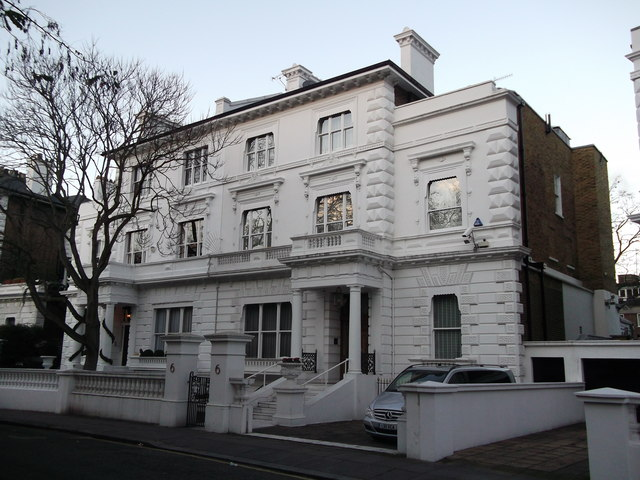 No.5 and 6, The Boltons, Chelsea