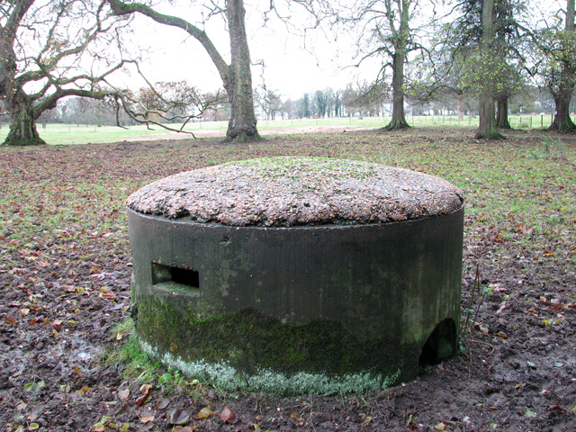 Norcon pillbox by Docking Hall