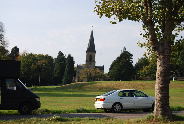 Church of St Peter, Southborough