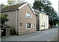 SO0725 : Bec Cottage and The Old Chapel, Llanfrynach by Jaggery
