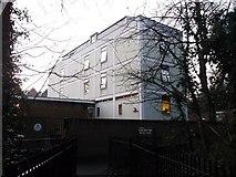 TQ2479 : Holland Park Youth Hostel by David Anstiss