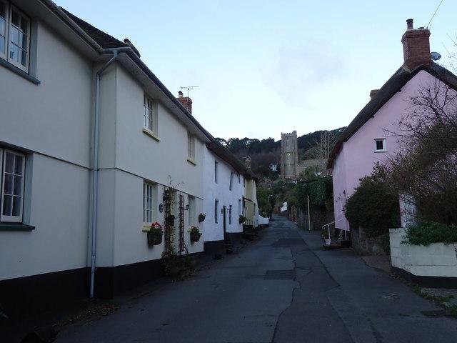 Church Street, Minehead
