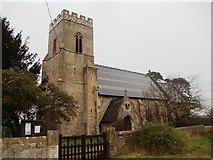 TG0135 : St Mary's Church, Gunthorpe by Bill Henderson