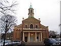TQ1877 : St Anne's church, Kew by Stephen Craven