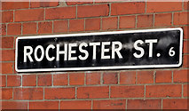 J3573 : Rochester Street, Belfast (3) by Albert Bridge