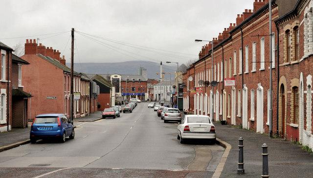 My Lady's Road, Belfast