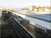 TQ2182 : Willesden Junction station by Mike Quinn