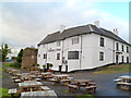 ST3490 : Grade II listed The Hanbury Arms and Grade II* listed tower, Caerleon by Jaggery