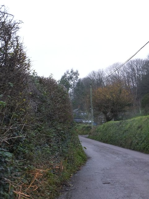 Cotte Barton on the edge of Street