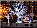 SJ8498 : Christmas in Piccadilly Gardens by David Dixon