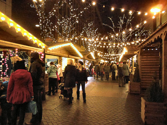 Brazennose Street Christmas Market