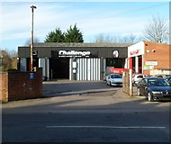 ST8558 : Challenge Ltd, Union Street, Trowbridge by Jaggery