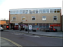 ST8558 : Trowbridge Post Office by Jaggery